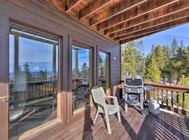 Peaceful Mtn Cabin ~24 Mi to Breckenridge!, hotel in Fairplay