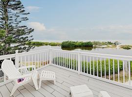 New Listing! Estero Island Beachfront Home w/ Pool home