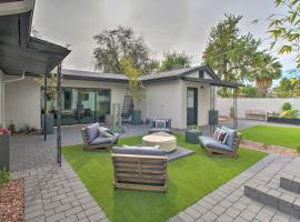 Phoenix Home w/ Hot Tub, Fire Pit + Game Room