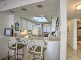 Beachfront family Condo w/Pool Access & Views
