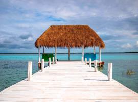 Royal Palm Bacalar Cabañas & Lagoon Club