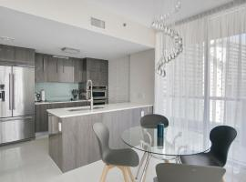 NEW!!! W Brickell Miami- ICON DELUXE LOUNGE with 2 masters