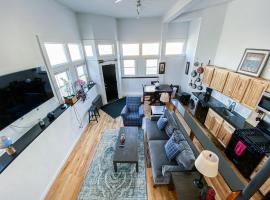 Stunning 2BR Apt in Downtown Portland-Free Street Parking!!!