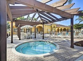 Fort Myers Condo w/Pool Access 4 Mi to Beach