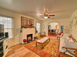 Charming Home w/ Porch & Yard, 2 Mi to Beach!