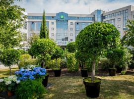 Hotel Campanile Roissy, hotel perto de Aeroporto de Paris - Charles de Gaulle - CDG,