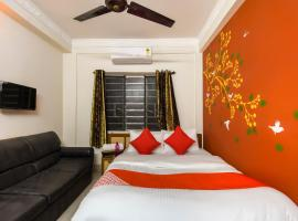OYO 68942 Xplore Hospitality, hotel near Netaji Subhash Chandra Bose International Airport - CCU, Dam Dam