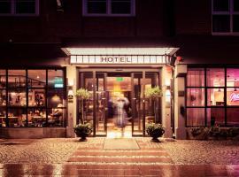 Best Western Plus Hotel Noble House, hotel en Malmö