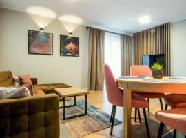 W&K Apartments - Blue Suite