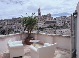Hotel Sassi, hotel in Matera