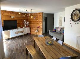 Joli appartement au coeur d'Embrun