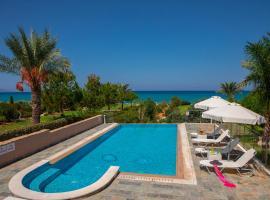 Galene Beachfront Villa