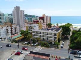 Hotel Beira Mar, hotel perto de Praia Grossa, Itapema