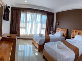 สิริบุญสำเภารีสอร์ท Siriboonsampao Resort