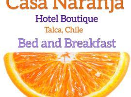 Casa Naranja-Hotel Boutique