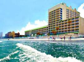 Direct Ocean 5th Floor Daytona Beach Resort Studio