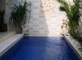 PONDOK JAWA- Private Villa, Matahari lane
