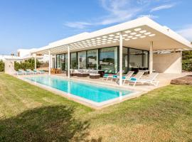 Binibequer Vell Villa Sleeps 7 with Pool Air Con and WiFi