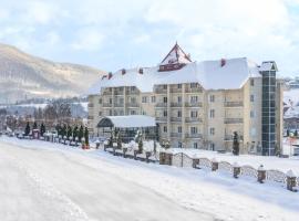 Reikartz Poliana, готель у Поляні