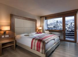 Hotel Ambassador Zermatt, hotel with jacuzzis in Zermatt