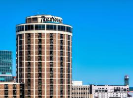 Radisson Hotel Duluth-Harborview, lodging in Duluth