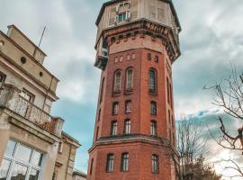 Apartamenty w Wieży