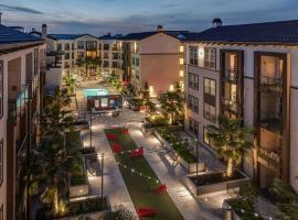 Bluebird Suites in Silicon Valley