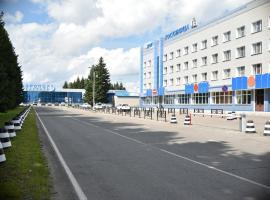 Гостиница Аэропорт