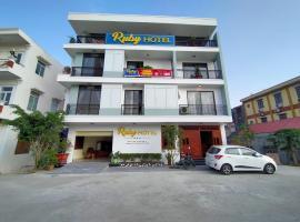 Ruby Hotel, hotel in Ninh Binh