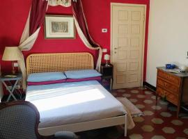 Cozy apartment in Palazzo Malaspina