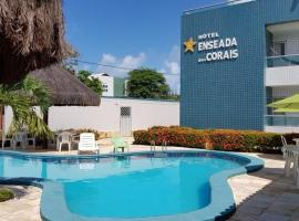 Hotel Enseada dos Corais, hotel near Calhetas Beach, Cabo de Santo Agostinho