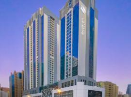 Pullman Sharjah, hotel near XVA Gallery Dubai, Sharjah
