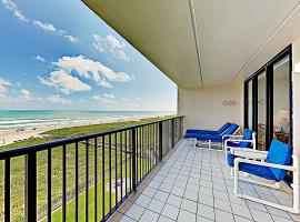 New Listing! Coastal-Chic Retreat w/ Gulf Views condo