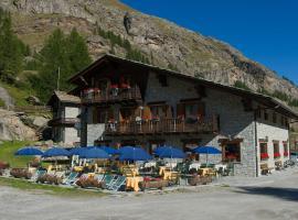Albergo Gran Paradiso, hotel in Valsavarenche