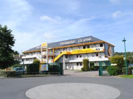 Premiere Classe Honfleur, hotel in Honfleur