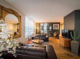 Le Boudoir - Appartement de charme rénové
