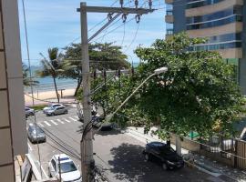 apartamento em itapuã na quadra da praia