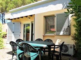 Monolocale con giardino a 100m dal mare Punta Ala