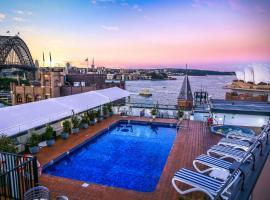 Rydges Sydney Harbour (Formerly Holiday Inn Old Sydney)