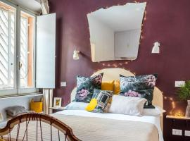 The Aubergine & Boutique Suite - Trevi, Ferienwohnung in Rom