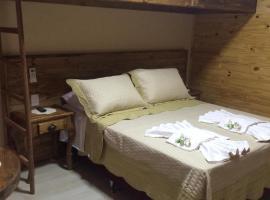 Cabana Frio na Serra, hotel em Urubici