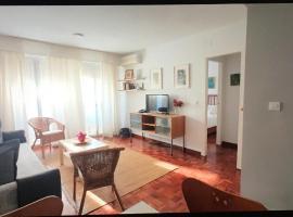 Centro Apartamento con Luz.