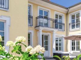 Villa am Steinhuder Meer App.Superior-La Fleur-mit Pant.Küche, Garten, WlAN, Hotel in Steinhude