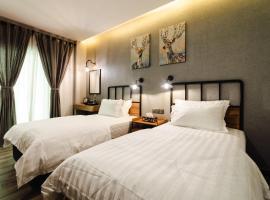 SVOK HOTEL, hotel di Tawau