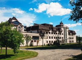Отель Ирис by Derenivska Kupil (Деренивская Купель)