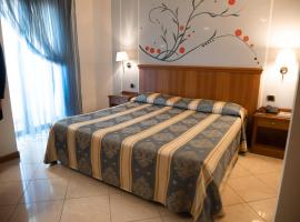 Donald Duck, hotel ad Alessandria