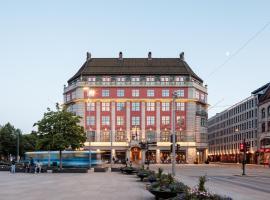 Amerikalinjen, hotel near Karl Johans Gate, Oslo