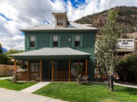 960 B Main Street condo, pet-friendly hotel in Ouray