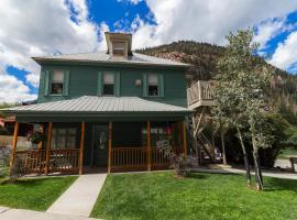 960 C Main Street condo, pet-friendly hotel in Ouray