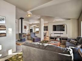 Rocky Mtn. Retreat: Ski, Fish, Hike, & Relax!, hotel in Fairplay